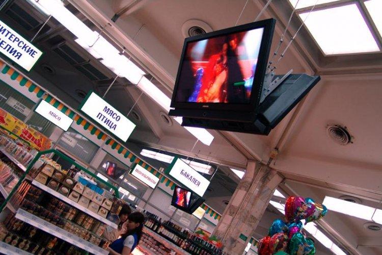 Indoor: звуковая реклама в местах продаж