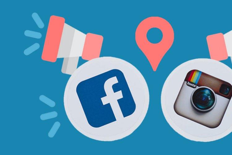 Как настроить рекламу по местоположению в Facebook и Instagram